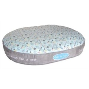ME TO YOU SUPER SOFT OVAL BED SMALL 60X45 CM
