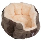 Yap YAP SUPERSOFT DOG BASKET OVAL 45X40X23 CM