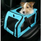 SMALL CAR SEAT AQUA PET 33X30,5X30,5 CM