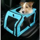 SMALL CAR SEAT AQUA PET 33X30,5X30,5 CM