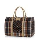 suitcase Tartan