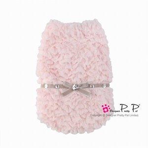 Pretty Pet PrettyPet Fairy Floss Coat roze