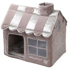 Happy House Villa Cat Lifestyle (S) Taupe