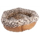 Yagu Yagu DOG BASKET ROUND ROYAL TEXAS 48X48X17 CM