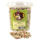 Pet Snack PETSNACK BOTJES MINI DUO ZALM/RIJST 500 GR