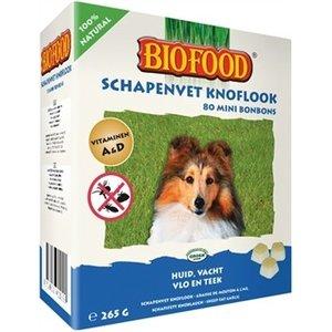 BIOFOOD Schafe MINI BONBONS KNOBLAUCHS 80 ST