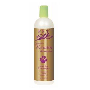 PetSilk Pet Silk Brazilian Keratin 473 ml Shampoo