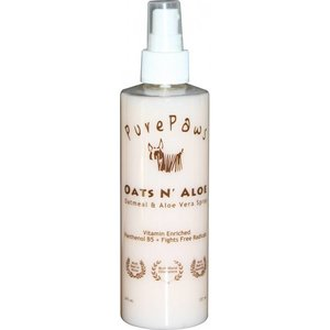 Pure paws Oats N' Aloe Spray
