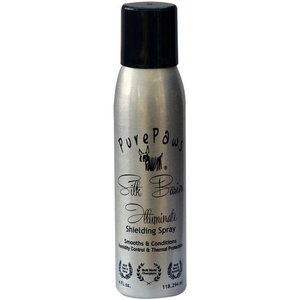 Pure paws Silk Basics Linie Illuminate Abschirmung Spray