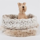 Susan Lanci Design Susan Lanci Cuddle cup soft snow Leopard