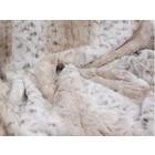 Susan Lanci Design Susan Lanci Blanket Weiche Snow Leopard