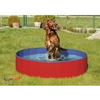 Karlie KARLIE DOGGY Hund Pool RED / BLUE 160 x 30 cm