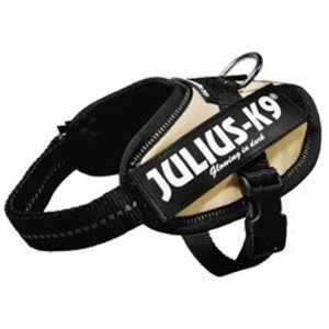 JULIUS-K9 Powergeschirr / HARNESS FOR LABELS BABY BEIGE 2 / 35-43 CM