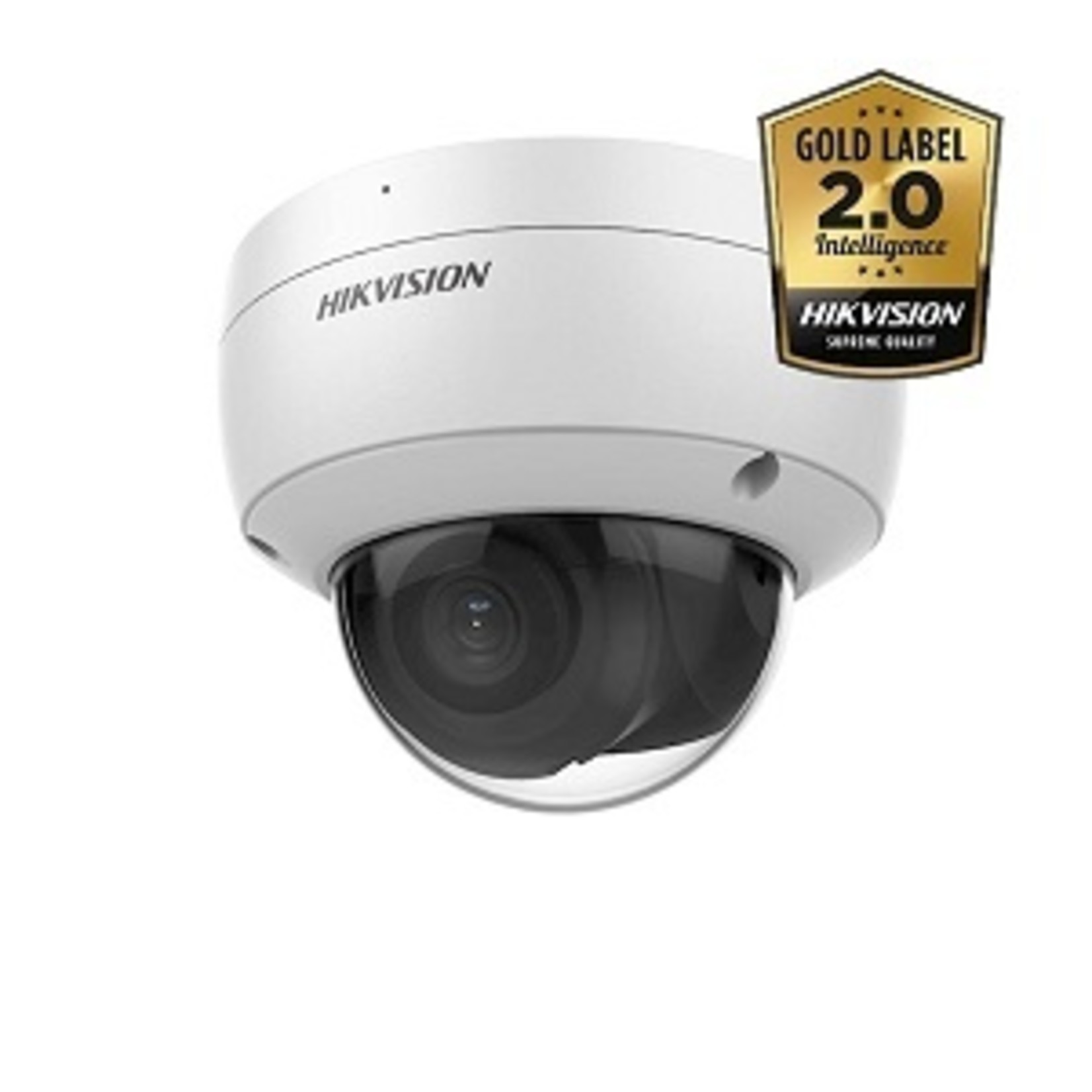 Hikvision DS-2CD2186G2-I 8 Megapixel Binnendome,  30m IR, WDR, Ultra Low Light