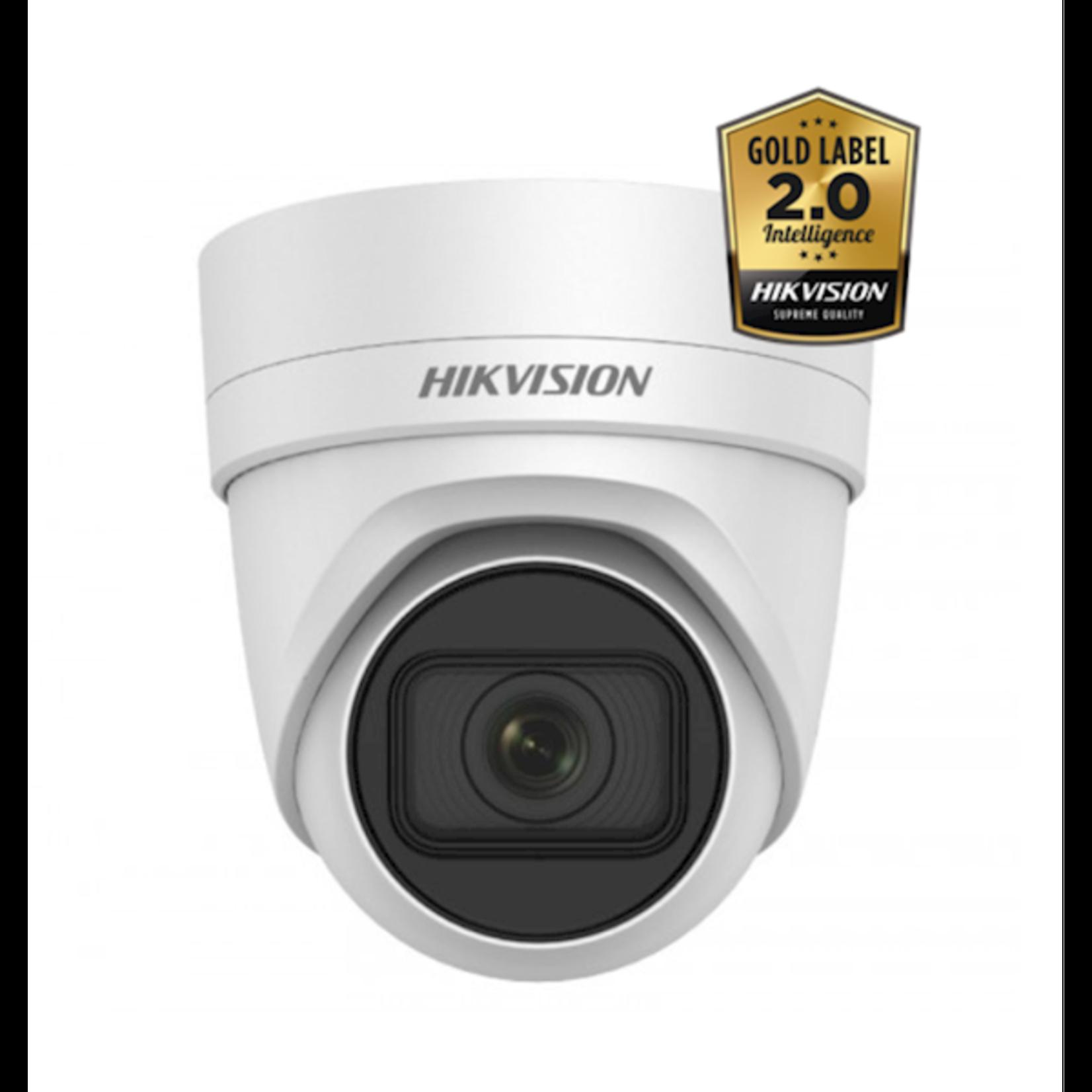 Hikvision DS-2CD2H46G2-IZS 2,8-12MM, 4MP, 2.8-12MM, 40m IR, WDR