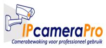 Webshop voor professionele alarm- of IP camera systemen