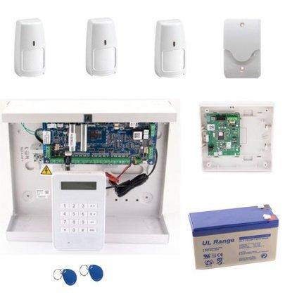 Alarmsysteem en of alarmsystemen voor inbraakbeveiliging van Honeywell