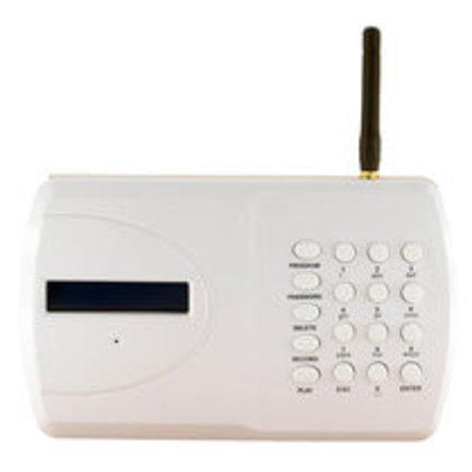 Telefoonkiezers voor doormeldingen via een analoge telefoonlijn of GSM lijn