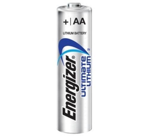 Energizer Batterij Lithium AA voor de Galaxy DT8M dual melders