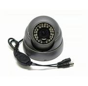 OBS Beveiligingscamera IR Dome Sony 600TVL 2.8-12mm grijs