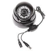 OBS Beveiligingscamera IR Dome Sony 600TVL 2.8-12mm zwart