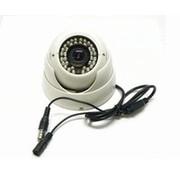OBS Beveiligingscamera IR Dome Sony 700TVL 2.8-12mm wit