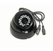 OBS Beveiligingscamera IR Dome-camera-540tvl-zwart