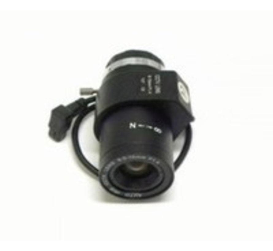 Beveiligingscamera lens 1/3 inch 6-15mm auto iris