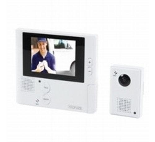 """OBS Deurspion met camera en 2.8 LCD kleurenmonitor"""""""
