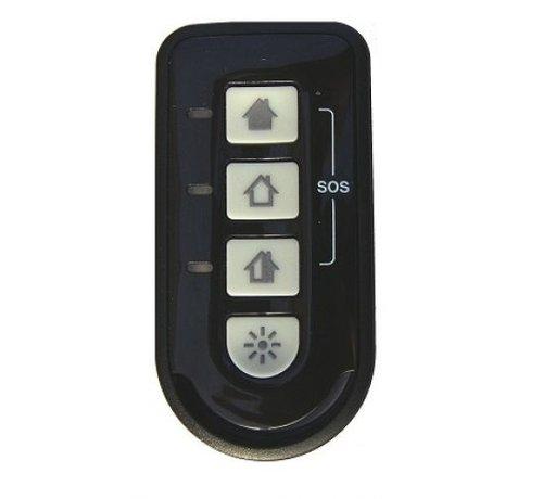 honeywell Draadloze afstandbediening TCB800M voor Galaxy alarmsystemen