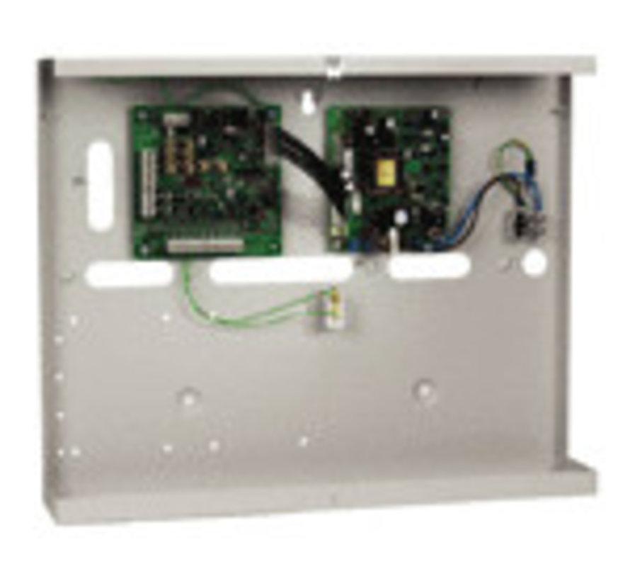 Honeywell Stand-Alonevoeding 2,75A in metalen behuizing met rio en 8 zone aansluitingen