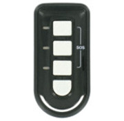 honeywell Paniekknop overvalzender kleur zwart type TCBPA8M1