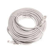 OBS UTP kabel 20 meter RJ45 netwerkkabel CAT5e grijs