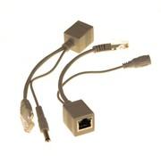 OBS Ethernetkabel met voeding