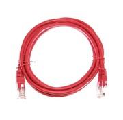 OBS Datakabel RJ45 netwerkkabel CAT5e 2m rood