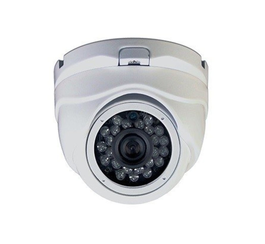 Beveiligingscamera Dome Turbo TVI Full HD met Sony 2.4MP CMOS 1080P