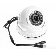 OBS Beveiligingscamera Dome Turbo TVI Full HD 2.8-12mm wit