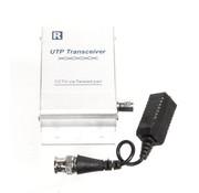 OBS Video Balun met klemconnector voor HD TVI tot circa 150m