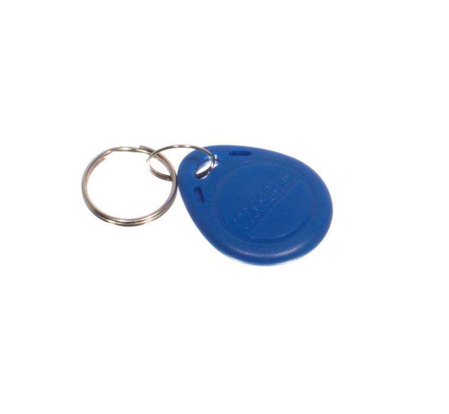 Keytag mini blauw