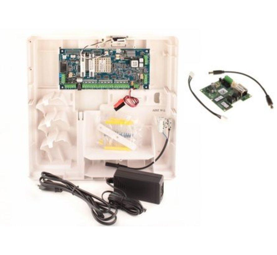 Galaxy Flex3-20 in kunstof kast met IP module
