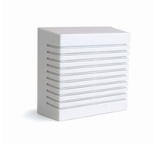 OBS Binnensirene dual tone zonder sabotage kleur wit 103db