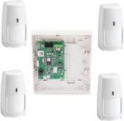 Honeywell draadloos Galaxy RF Starter-kit 01 4x PIR IR8M