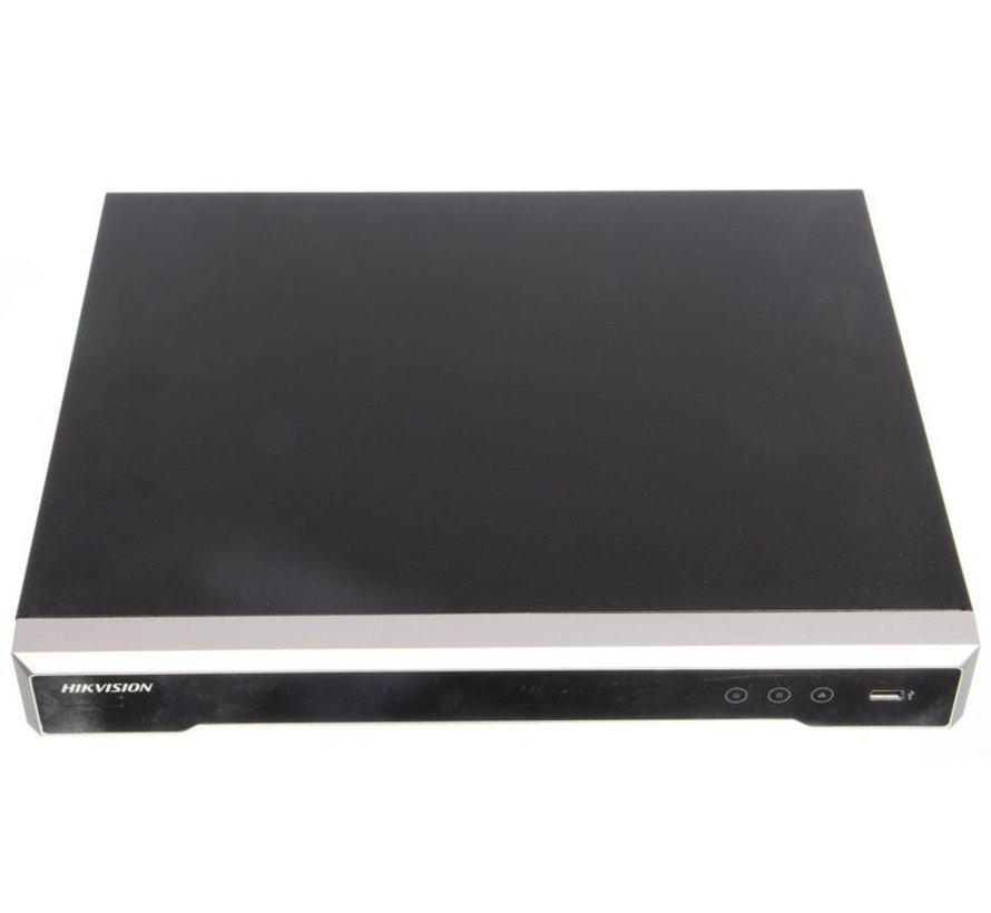 Hikvision DS-7616NI-I2-16P tot 12MP NVR recorder