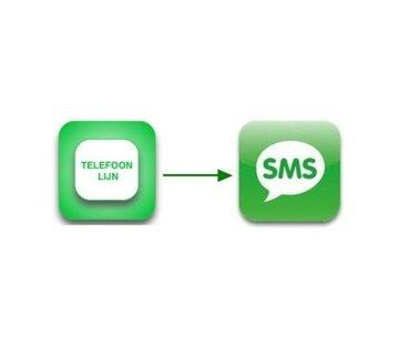 SMSanaloog SMSanaloog prepaid bundel 200 voor 1 jaar tot maximaal 3 jaar geldig.