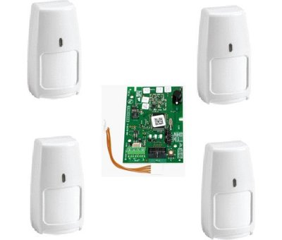 Honeywell Galaxy Alarmsysteem Galaxy Flex3-20 met MK7prox  bedienpaneel en IP module