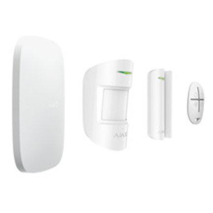 AJAX alarmsysteem eenvoudig te bedienen en te programmeren via de APP