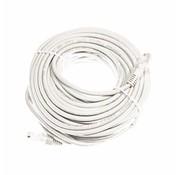 OBS UTP kabel 10 meter RJ45 netwerkkabel CAT5e  wit