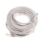 OBS UTP kabel 15 meter RJ45 netwerkkabel CAT5e grijs