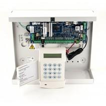 Galaxy Flex3-50 SK met MK7 alarmcentrale in stalenkast