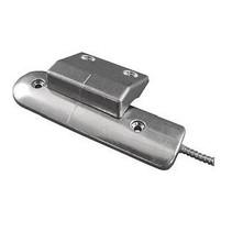 Aluminium roldeur magneetcontact met 50cm kabel